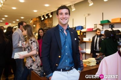 chris pontius in GANT Spring/Summer 2013 Collection Viewing Party