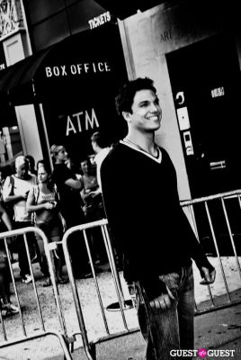 chris riggi in The Extra Man Premiere Starring Katie Holmes