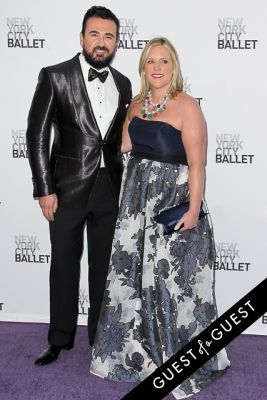 chris salgardo in NYC Ballet Fall Gala 2014