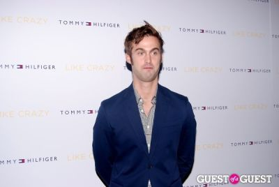 chris tomson in LIKE CRAZY Premiere