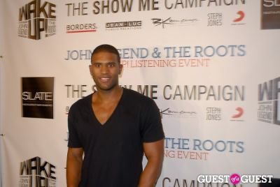 christian brown in Listening Party for John Legend & The Roots upcoming album
