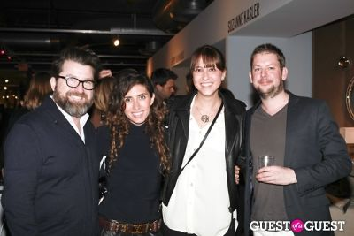 christian may in Designers House Launch