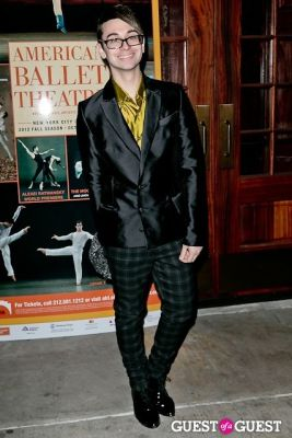 christian siriano in American Ballet Theatre Opening Night Fall Gala