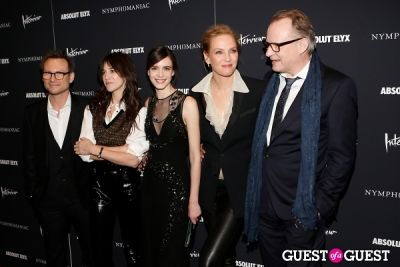 christian slater in New York Premiere of Magnolia Pictures' Nymphomaniac:Volume One