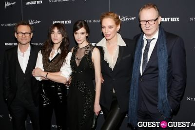 stellan skarsgard in New York Premiere of Magnolia Pictures' Nymphomaniac:Volume One
