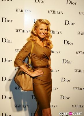 christie brinkley in Picturing Marilyn @ Milk