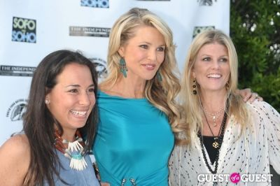 christie brinkley in SOFO Goes SOHO