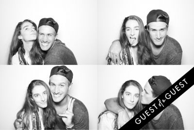 alban delierre in IT'S OFFICIALLY SUMMER WITH OFF! AND GUEST OF A GUEST PHOTOBOOTH