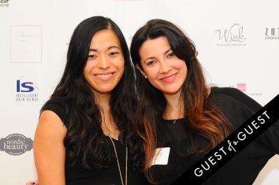 christina chang in Beauty Press Presents Spotlight Day Press Event In November