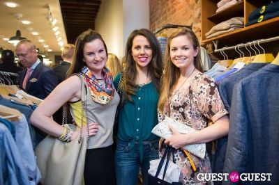 cori sue-morris in GANT Spring/Summer 2013 Collection Viewing Party