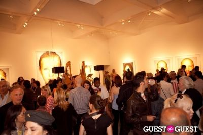 jennifer davis in Martin Schoeller Identical: Portraits of Twins Opening Reception at Ace Gallery Beverly Hills