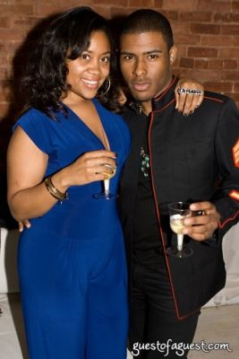 christina hardy in Private Mixer with Jermaine Browne