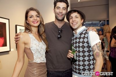 evan cabots in Deivie Launch Party