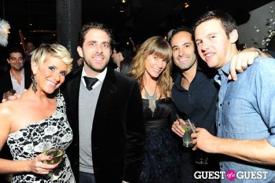 shannon teed in STK 5th Anniversary Party