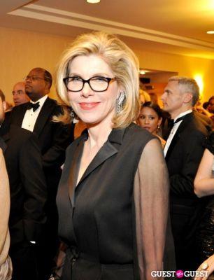 christine baranski in The White House Correspondents' Association Dinner 2012