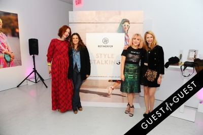 melissa coker in Refinery 29 Style Stalking Book Release Party