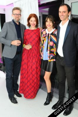 eddie volchko in Refinery 29 Style Stalking Book Release Party