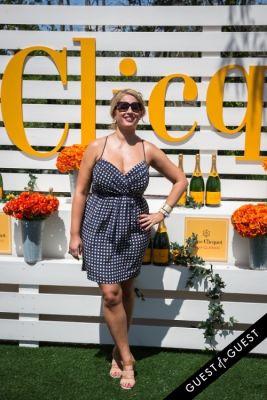 christine kaculis in Veuve Clicquot Polo Classic 2014