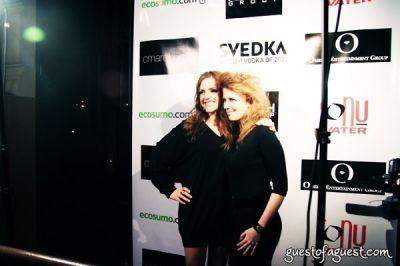 christine marchuska in Vivon Vert Fashion Show