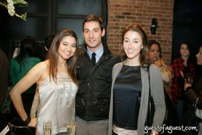 ronny baroody in Tana Jewelry Debut Launch Party