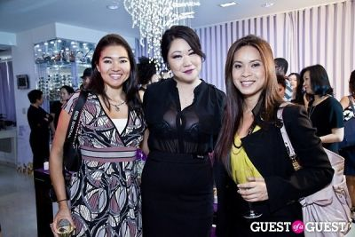 katie nguyen in Jimmy Crystal New York and Swarovski Elements