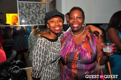 christine shepherd in Nival Salon and Spa Launch Party