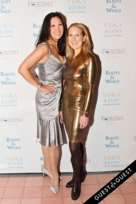 christine shim in The 4th Annual Silver & Gold Winter Party to Benefit Roots & Wings