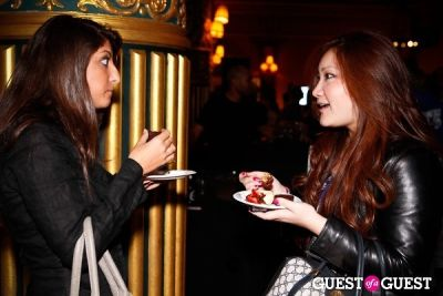 christine tsang in Spa Week Media Party