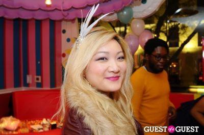 christine tsang in Prom Girl Editor's Soiree