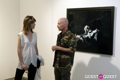 christophe kutner in Under My Skin Curated by Mona Kuhn at Flowers Gallery