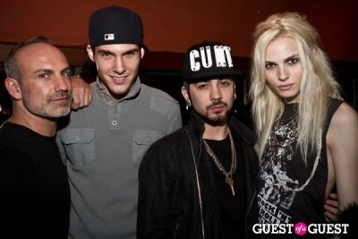 andrej pejic in Vaga Magazine 3rd Issue Launch Party