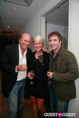 christophe von-hohenberg in Dickon Eames An American Sculptor in France Book Launch