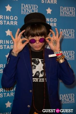 """christopher drew in Ringo Starr Honored with """"Lifetime of Peace & Love Award"""" by The David Lynch Foundation"""