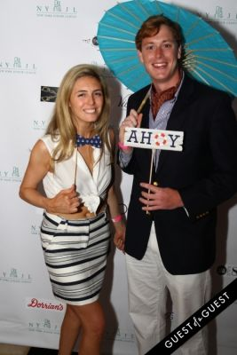 christopher hofmann in Junior League Sunset in St. Tropez!
