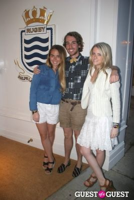 RUGBY Summer First Look Event at East Hampton
