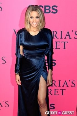 ciara in 2013 Victoria's Secret Fashion Pink Carpet Arrivals