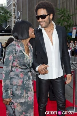 lenny kravitz in The Butler NYC Premiere