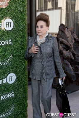 cindy adams in Michael Kors 2013 Couture Council Awards