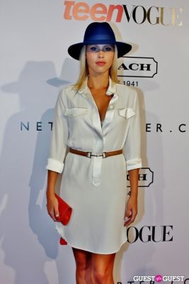 claire holt in 9th Annual Teen Vogue 'Young Hollywood' Party Sponsored by Coach (At Paramount Studios New York City Street Back Lot)
