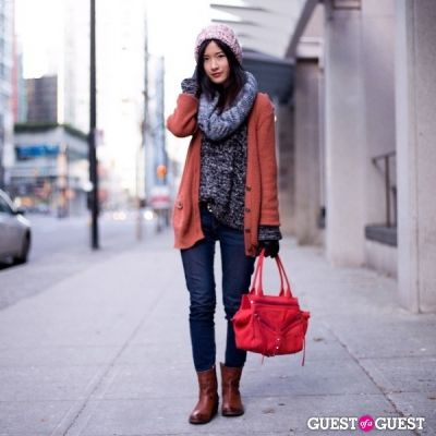 claire liu in Looks from the GofG Style Contest #GofGStyle