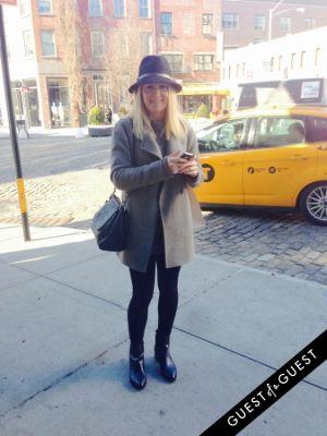 clancy harris in NYC Street Style Winter 2015