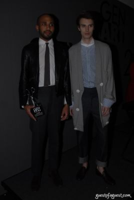 claude grant in Gen Art Design Vision Awards @ Styles 2009
