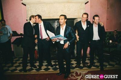 claudio ochoa in Holiday Party Hosted by Jed Weinstein, Gustaf Demarchelier, Claudio Ochoa, Nico Bossi, and Gavan Gravesen