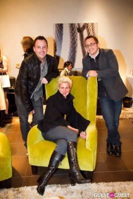 pierpaolo martiradonna in NATUZZI ITALY 2011 New Collection Launch Reception / Live Music