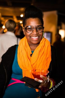 elizabeth banks in Ebony and Co. Design Week Party