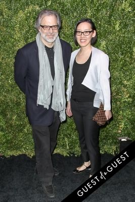 clifford ross in Chanel's Tribeca Film Festival Artists Dinner