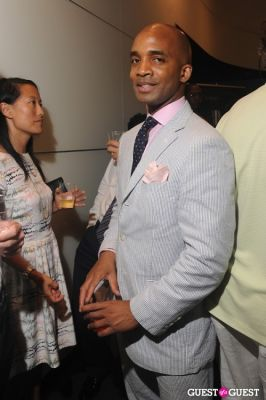 clifton c.-berry in Fashion Fights Cancer 2010