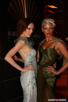 crystal renn in New Yorkers For Children Spring Dance To Benefit Youth in Foster Care
