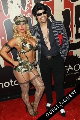 ice t in Heidi Klum's 15th Annual Halloween Party