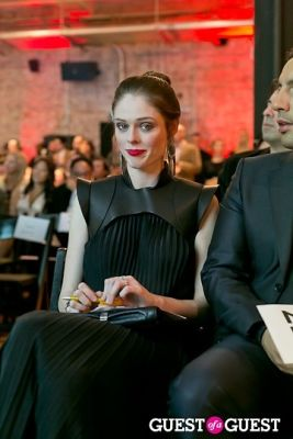 coco rocha in 18th Annual Artwalk NY Benefiting Coalition for the Homeless